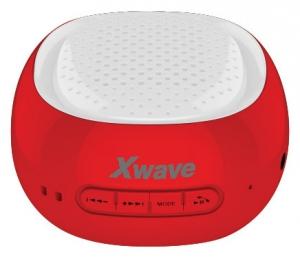 X Wave bluetooth zvučnik B COOL RED WHITE