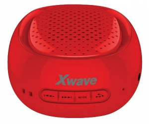 X WAVE Bluetooth zvučnik B COOL ALL RED