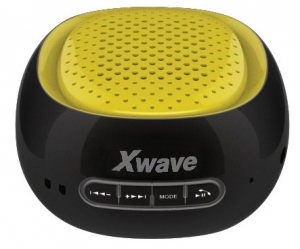 X WAVE Bluetooth zvučnik B COOL BLACK YELLOW