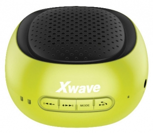 X WAVE Bluetooth zvučnik B COOL GREEN BLACK