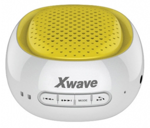 X Wave bluetooth zvučnik B COOL WHITE YELLOW