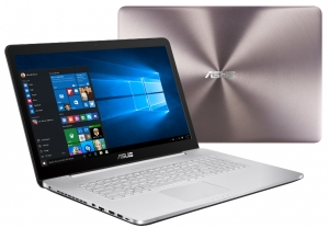 Asus laptop N752VX-GC106D