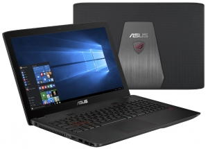 Asus ROG laptop GL752VW-T4255T