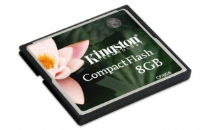 Kingston memory stick CF 8GB