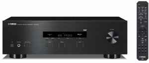 YAMAHA Stereo risiver RS202D BL