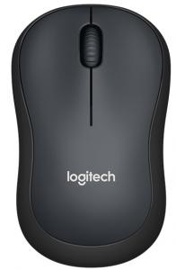 LOGITECH Bežični miš M220 BLACK