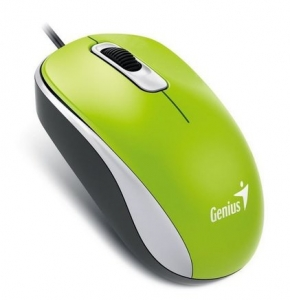 GENIUS miš DX 110 GREEN