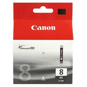 Canon kertridž CLI 8BK