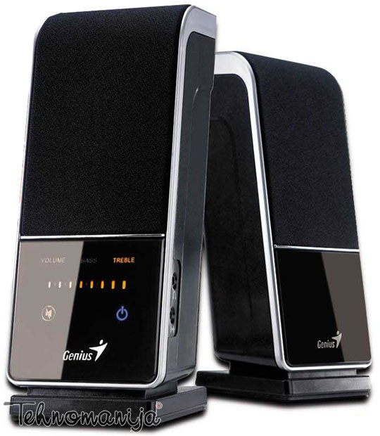 Genius zvučnici za kompjuter SP T1200