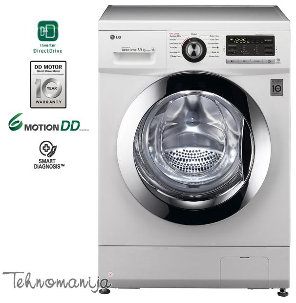 LG mašina za pranje i sušenje veša F 1496ADP3