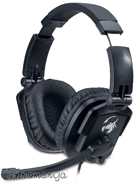 Genius gejming slušalice sa mikrofonom HS-G550 LYCHAS