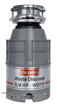 Franke drobilica smeća WD 75 134.0253.920