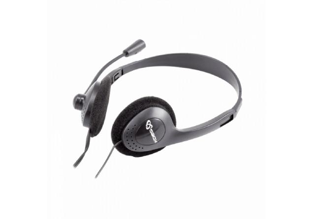 S Box slušalice sa mikrofonom HS-201