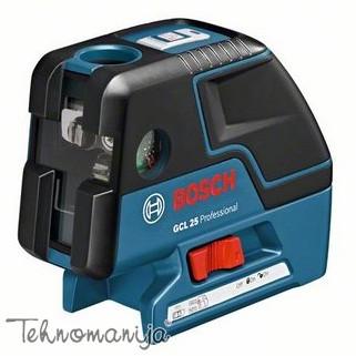 Bosch laserski nivelator GCL25 BS150