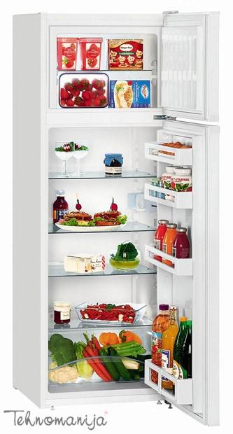 Liebherr kombinovani frižider CTP 2921