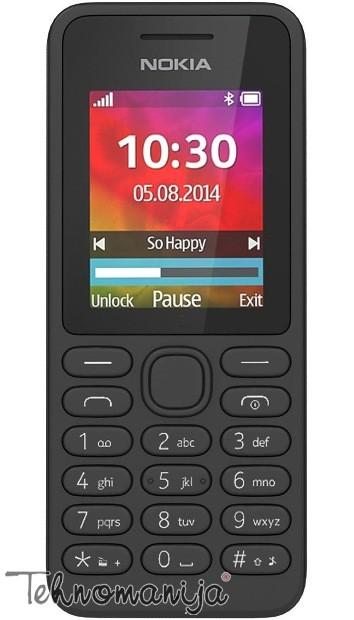 Nokia mobilni telefon N 130 DS BK