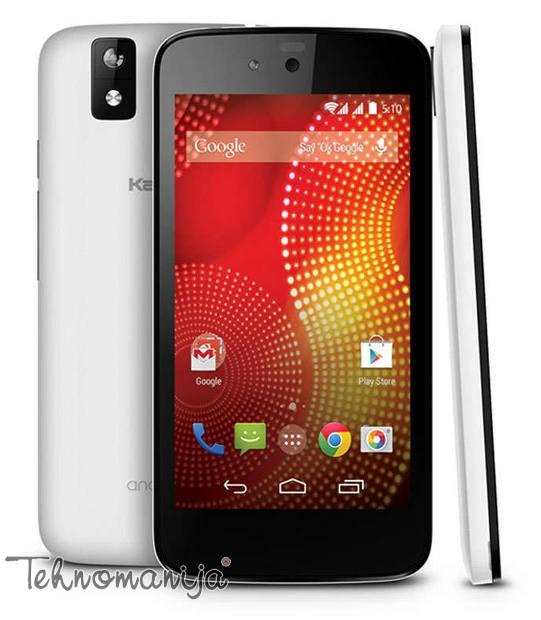 Karbonn smart mobilni telefon Sparkle-V WHITE