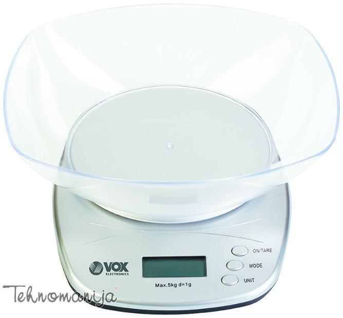 VOX kuhinjska vaga KW-0201