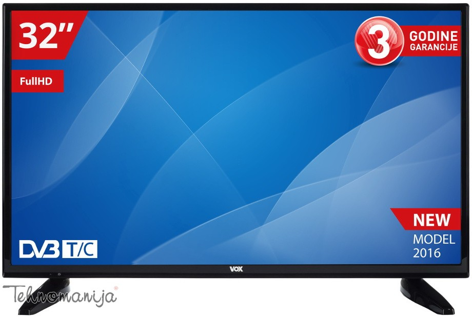 VOX televizor LED 32YB650