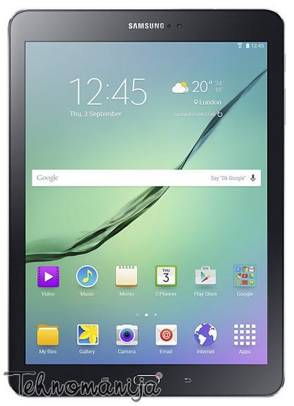 Samsung tablet Galaxy Tab S2 9.7 SM-T810 BLACK