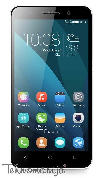 Honor smart mobilni telefon CHERRY 4X WHITE