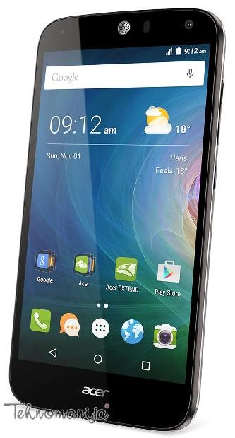Acer smart mobilni telefon Liquid Z630 SILVER