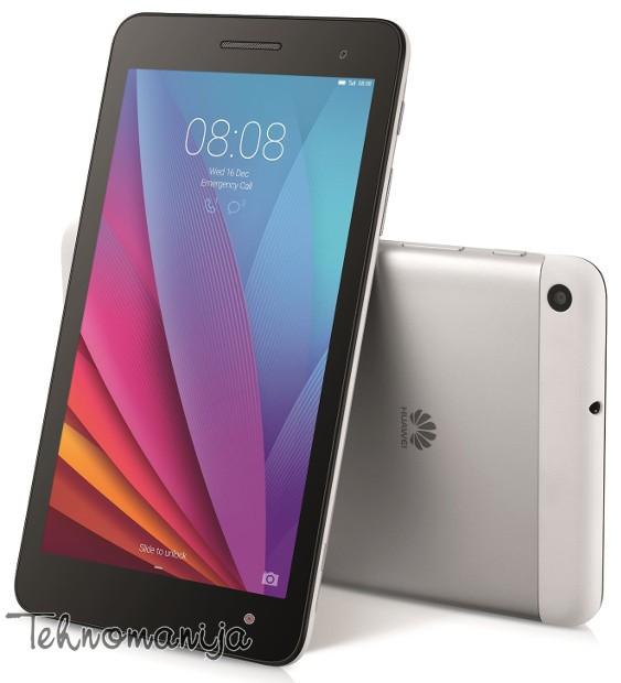 Huawei tablet MediaPad T1 701W SILVER