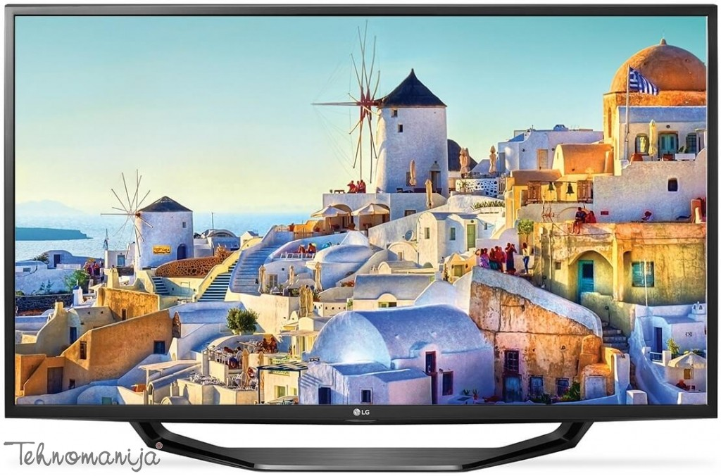 LG televizor LCD 43UH6207