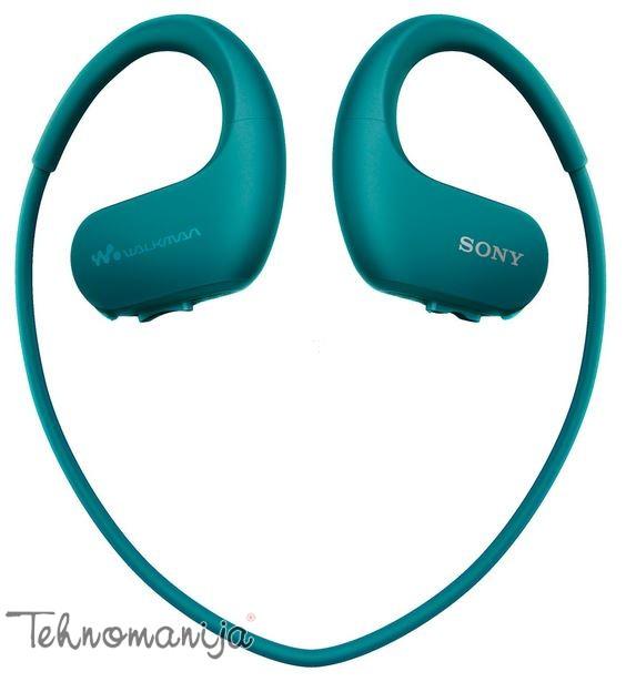 Sony mp3 player NWWS 413G CEW