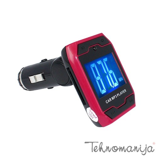 X WAVE mp3 adapter BT852 RED