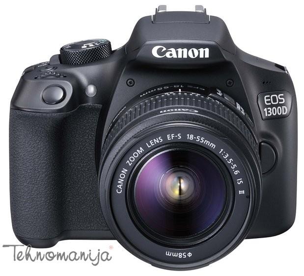 Canon foto aparat EOS1300D EFS18 55 IS