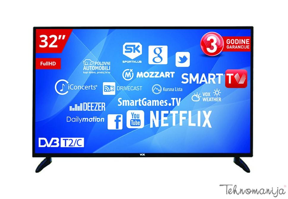 VOX televizor lcd LED 32YSD757