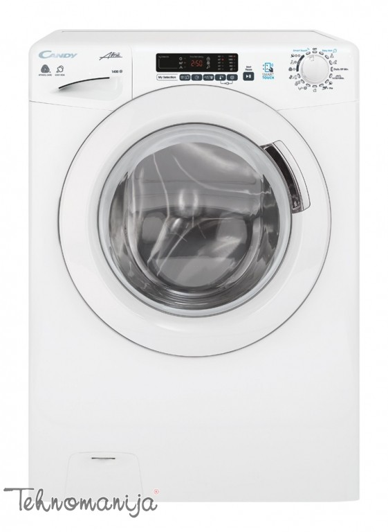 CANDY mašina za sušenje i pranje veša GVSW4 465D 2S
