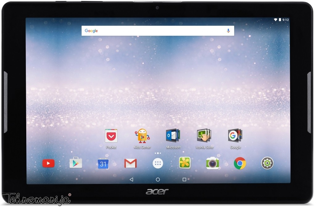 ACER aspire tablet pc B3 A30 K7W4