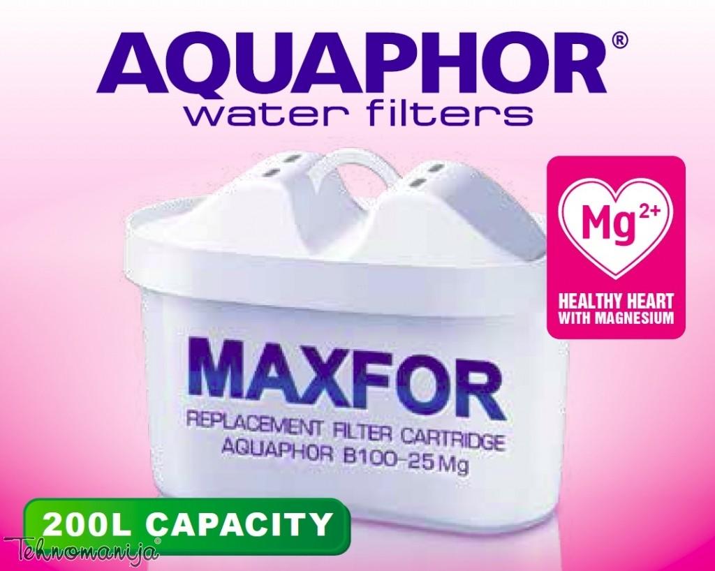 AKVAFOR filter V100 25 MG PLUS