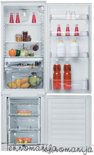 CANDY Ugradni frižider CFBC 3180 A, Samootapajući