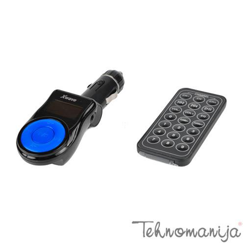 X WAVE Transmiter za auto BT 63 BLUE