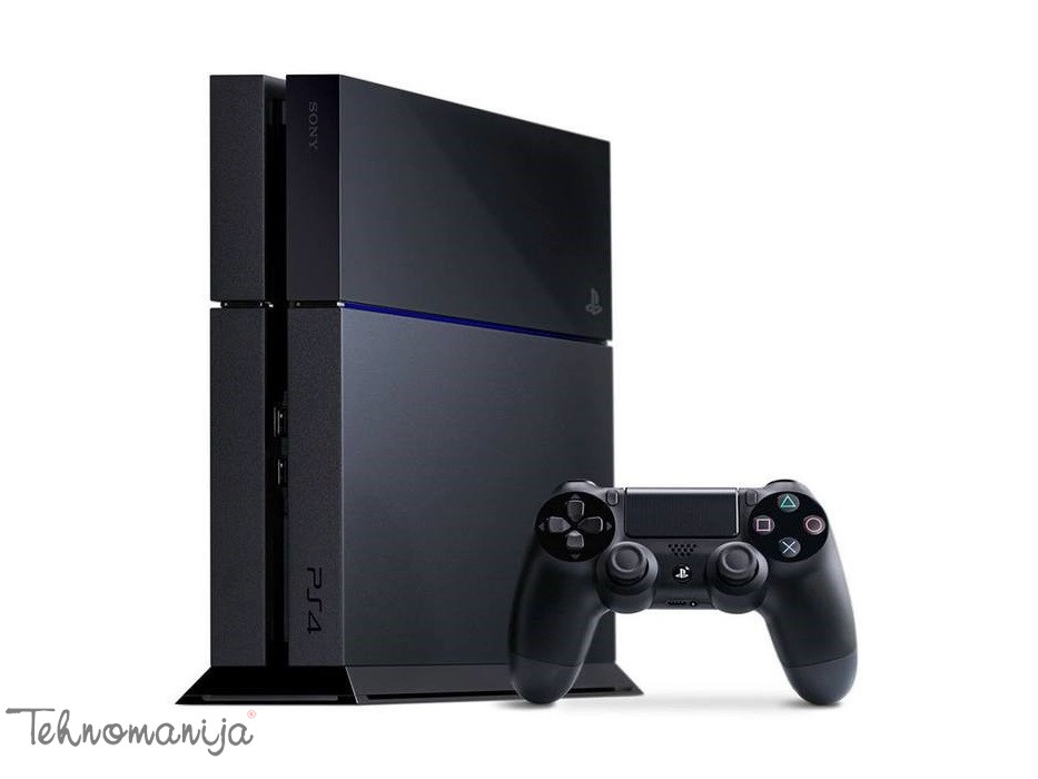 PLAYSTATION PS4 Konzola 1TB D Chassis BLACK EAS