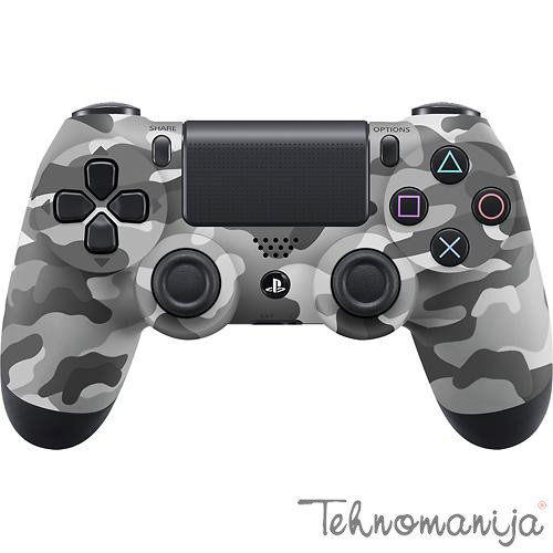 PLAYSTATION Kontroler PS4 Dualshock URBAN CAMO