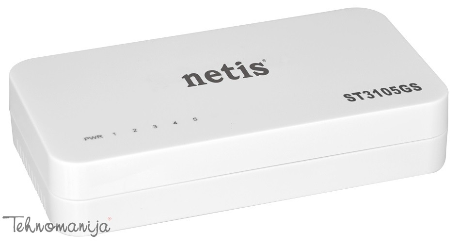 NETIS switch ST3105GS