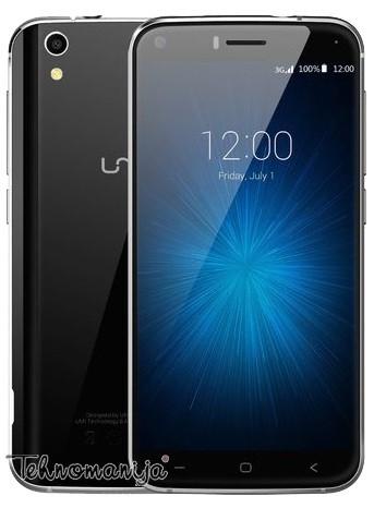 UMi mobilni telefon LONDON BLACK
