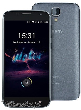 UHANS mobilni telefon A101S BLACK