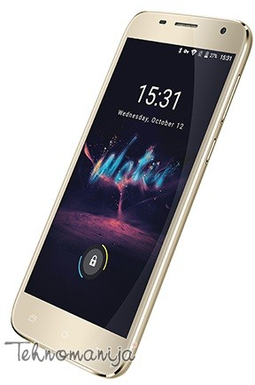 UHANS mobilni telefon A101S GOLD, 2 GB, 8 Mpix