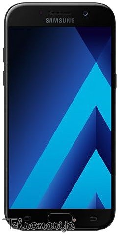 SAMSUNG Galaxy A5 (2017) SM-A520FZKASEE BLACK