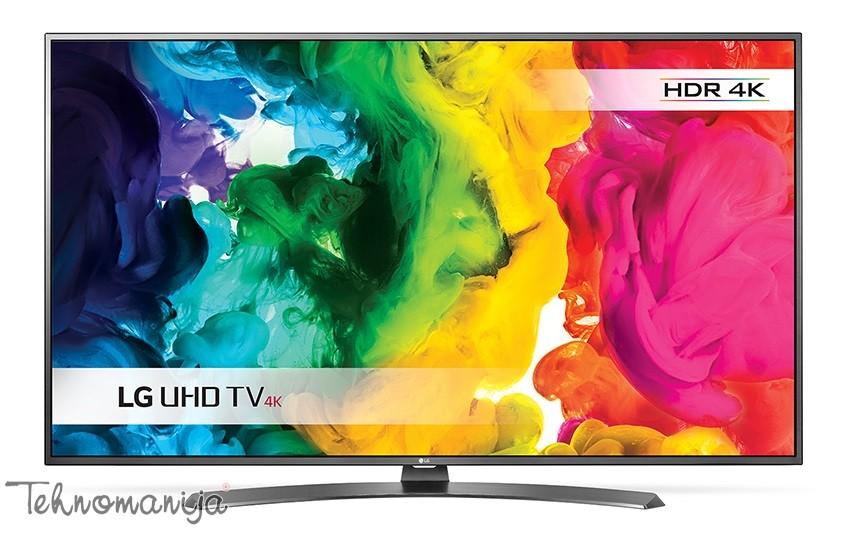 """LG Televizor 49UH661V.AEE 49"""", LED"""