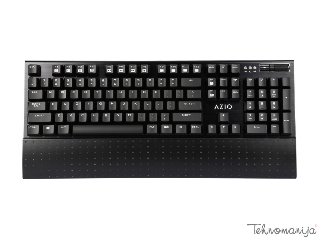 AZIO mehanička tastaura MGK1-K
