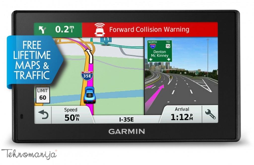 GARMIN navigator DRIVEASSIST 50 LMT
