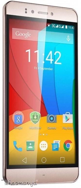 """PRESTIGIO Mobilni telefon PSP7530 DUO GREY, 5.3"""", 2GB, 13Mpx"""