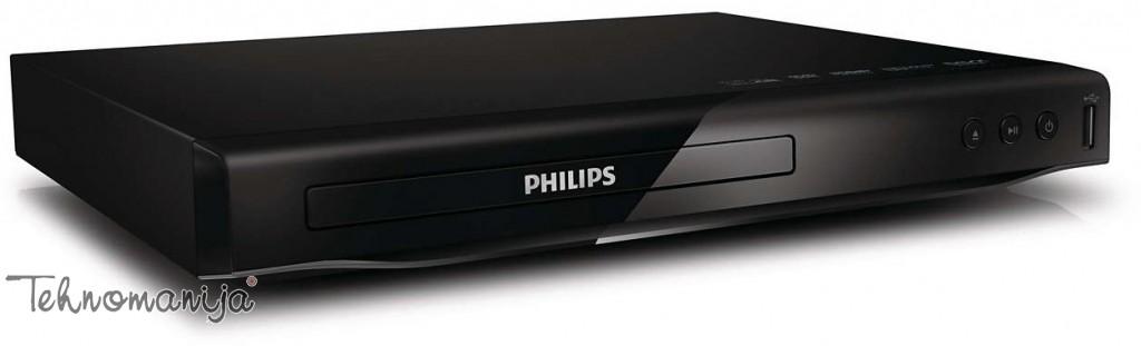 PHILIPS dvd plejer DVP 2850 12