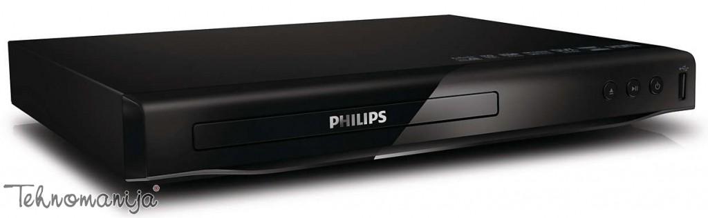 PHILIPS dvd plejer DVP 2880 12